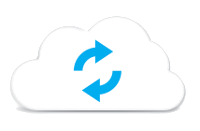 Cloud file sharing and backup